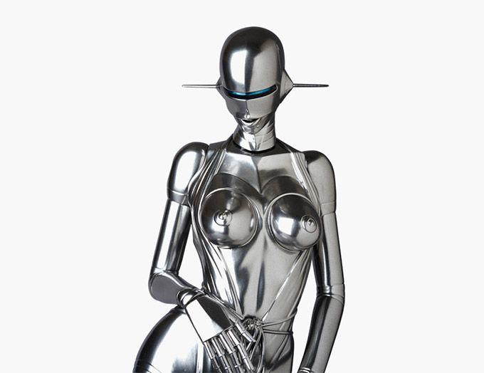 HAJIME SORAYAMA – SEXY ROBOT/GYNOID STANDING MODEL