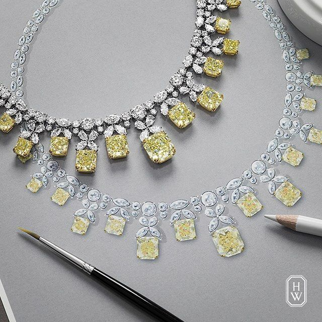 Harry winston pinterest for Harry winston jewelry pinterest