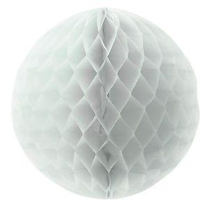 Miss Étoile Papierdekoration Honey Comb Paper Ball weiss NEU/OVP