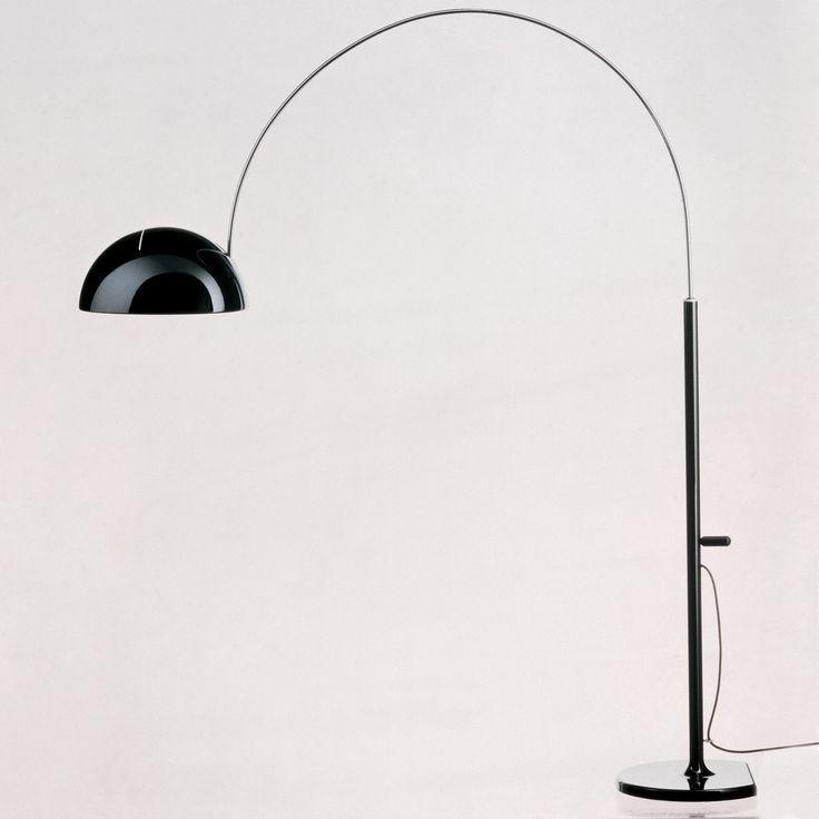 Coupé Arch Floor Lamp