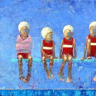 Swim Team ~ Rebecca Kinkead