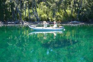Excursión en Duckies por el Rio Limay en Rio Negro Interior, Río Negro, - Remo, Kayak y Canoas - flipaste.com.ar