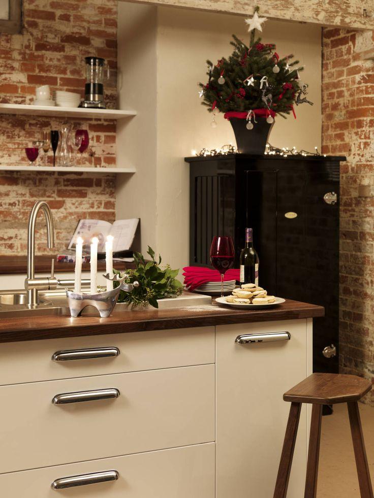 ideas navideas para espacios de la casa