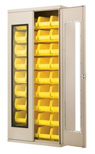 Surgical Supply Lockable Tall Cabinet W/ Storage Bins Gives You Highly  Visual Secure Storage In