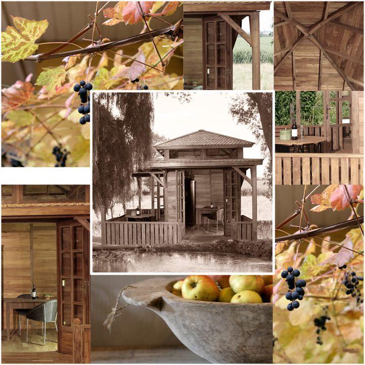 Villa Toscane is een teak tuinhuis met allure. Compleet met aan beide zijden een veranda wat een extra ruime beleving geeft, en ook aan beide zijden dubbele openslaande deuren.