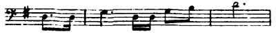 The Rheingold (The Rhinegold) Leitmotive from Wagner's Das Rheingold.