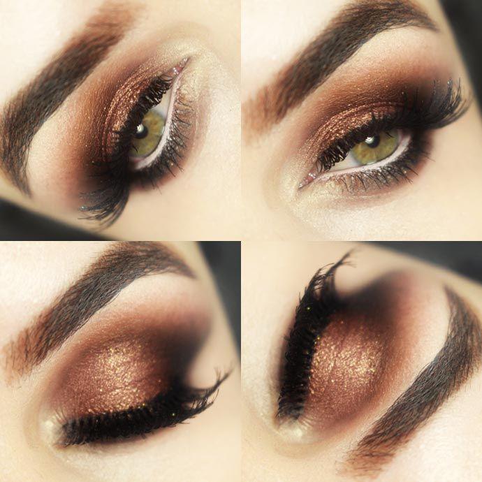 Sombra cobre maravilhosa da Make Up For Ever    por Bruna Tavares | Pausa para feminices       - http://modatrade.com.br/sombra-cobre-maravilhosa-da-make-up-for-ever
