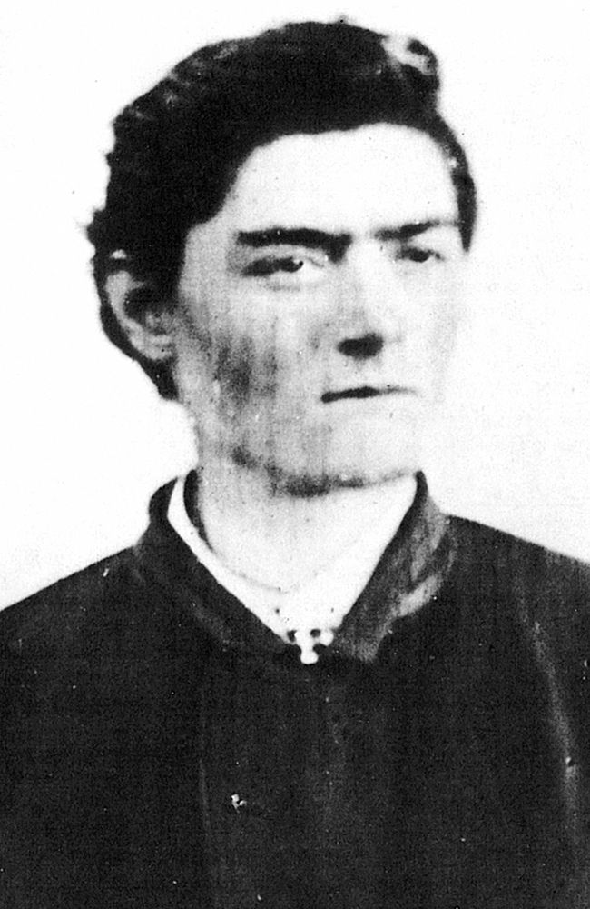 The young Ned Kelly