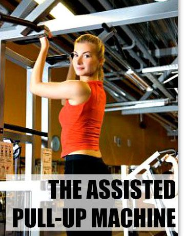 My New Favorite: The Assisted Pull-Up – Medi Idea
