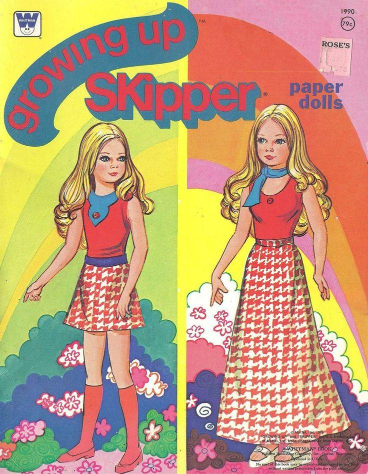 Barbie Growing Skipper