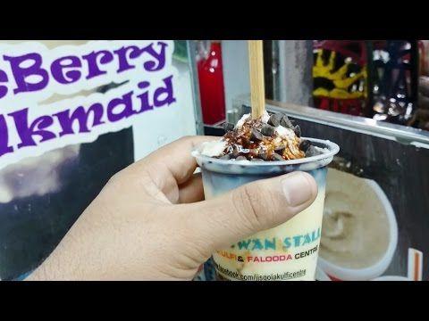 Chocolate Milk Cream Ice Gola - Crushed / Shaved Ice Lollies | Mumbai Street Food India 2015 [HD] #gola #icegola #ShavedIce  #IceLolly #Lollies #StreetFoodIndia #MumbaiStreetFood #India #JuhuBeach