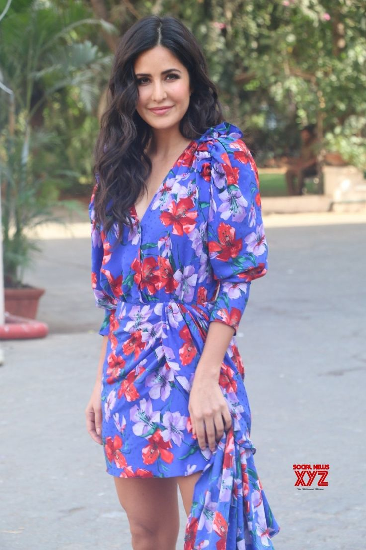 """Mumbai: Film """"Bharat"""" promotion - Katrina Kaif (Batch - 2 ..."""
