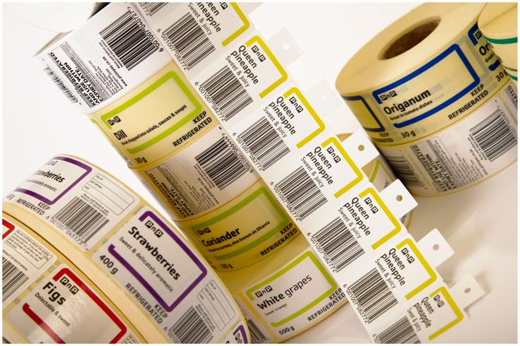 Barcode labels are generally used for inventory control, product pricing and point of sale scanning. A Barcode label contains thick and thin black lines which are separated by the white lines. These black lines contains the information about the products that including product price, product number and etc.