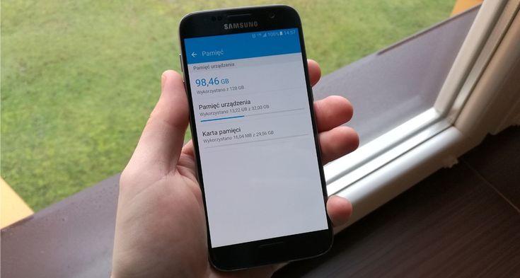 W Samsungu Galaxy S7 można instalować aplikacje na karcie pamięci, ale trzeba to odpowiednio ustawić. Nazywa się to Adoptable Storage, a tu macie poradnik.