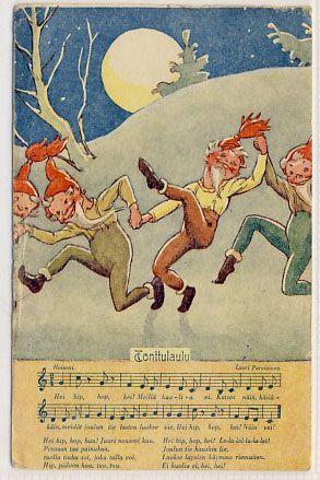 Tonttujen tanssi