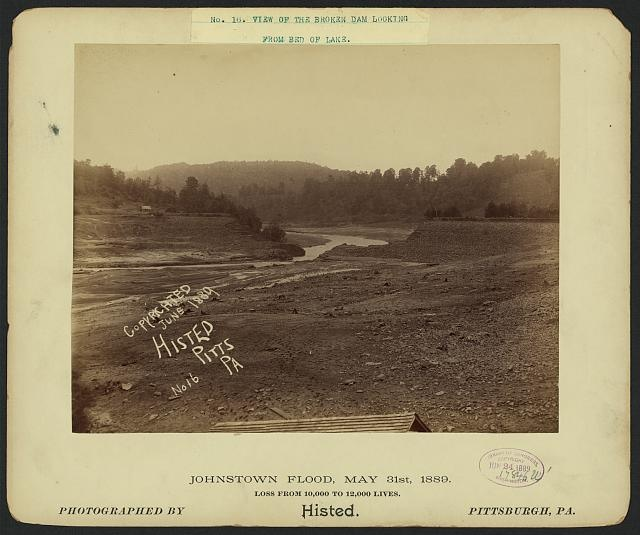 Head for the Hills: Johnstown Flood