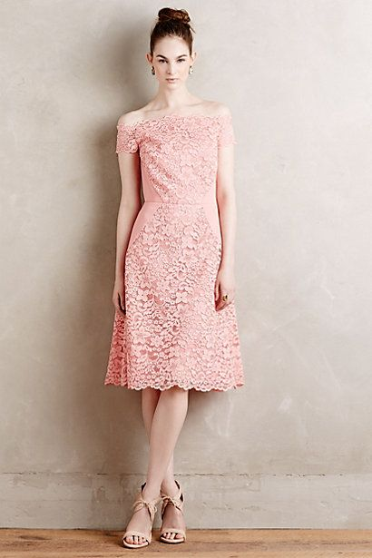 Persica Lace Dress #anthropologie