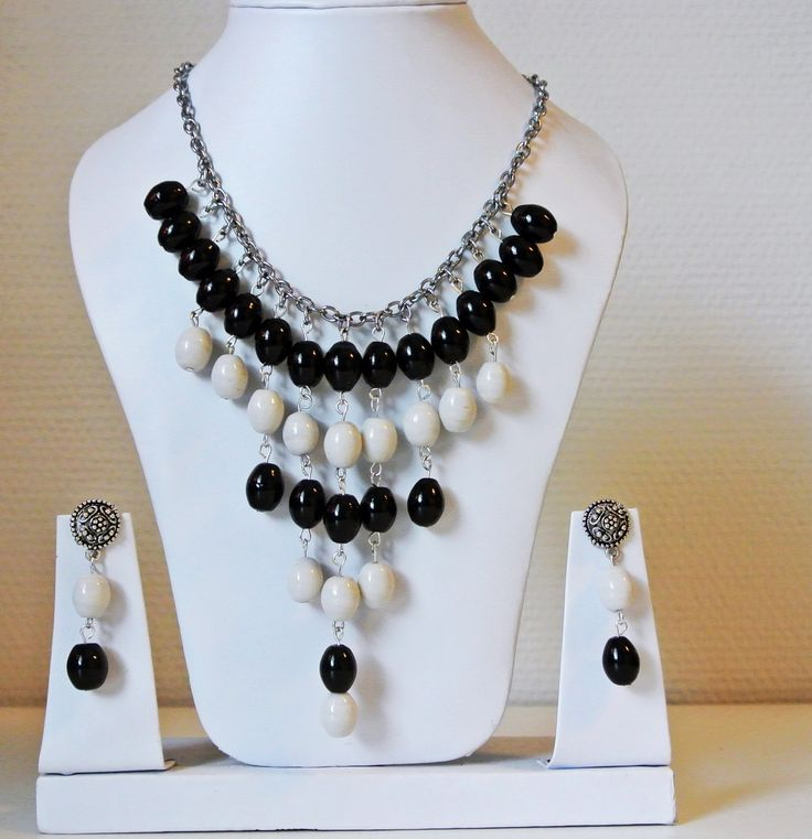 Notoriously gorgeous necklace by ShrisJewelryBoutique on Etsy