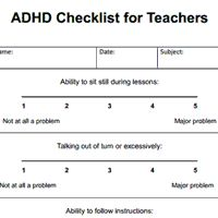 ADHD and School