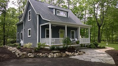 Found this lovely cottage on HomeAway…it's for rent…if you want to get the idea of what cottage life can be like… Bluewater Cottage is a charming summer haven nestled in the…