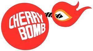 Cherry Bomb Mufflers.
