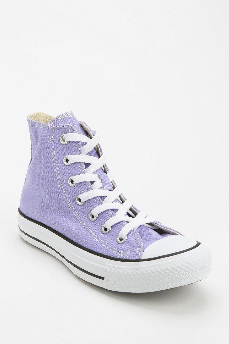 f8040035d029 Converse Chuck Taylor All Star Womens High-Top Sneaker in lavender. x x