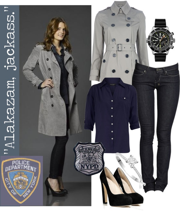 impactful detective outfit for women 11