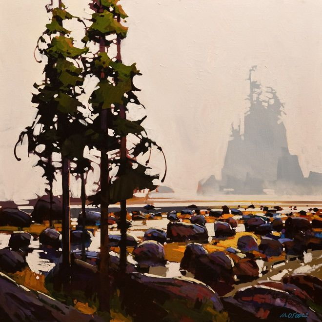 Atmosphere, West Coast Trail, by Michael O'Toole