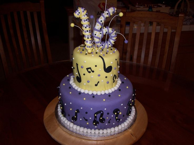 44 best Sweet 16 Cakes and Cupcakes images on Pinterest Birthdays