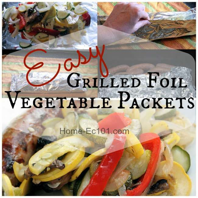 Heather says: Get ready to grill.  Today we're using foil packets to to turn a pile of vegetables into a fantastic summer side dish. Actually if you look at the portions, the grilled vegetables were the main feature. I would like, at least while we're rolling in produce, for you to consider treating vegetables as your main dish.… Keep reading...