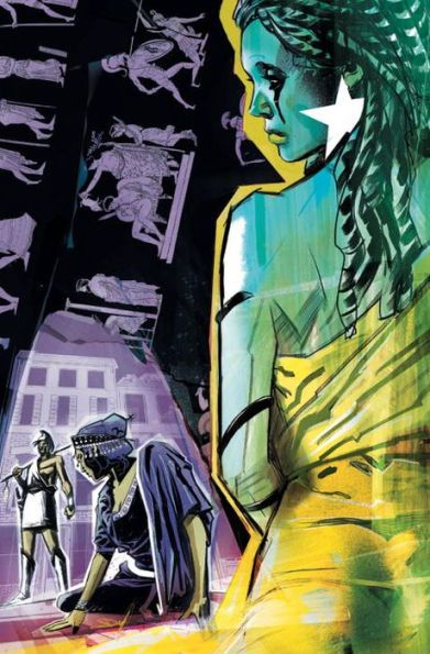 Greek Street Vol. 2: Cassandra Complex