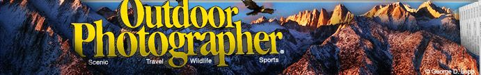 Outdoor Photographer Magazine - lots of great tips and tricks for outdoor shooting