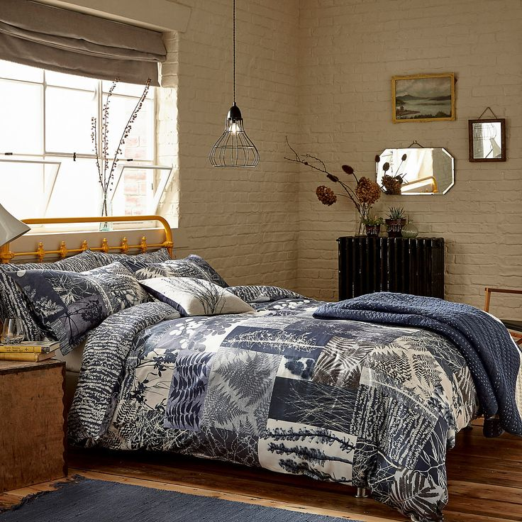 Buy Clarissa Hulse Patchwork Cotton Bedding from our Duvet Covers range at John Lewis. Free Delivery on orders over £50.