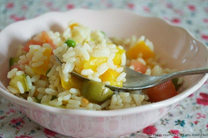 Insalata di riso Bimby