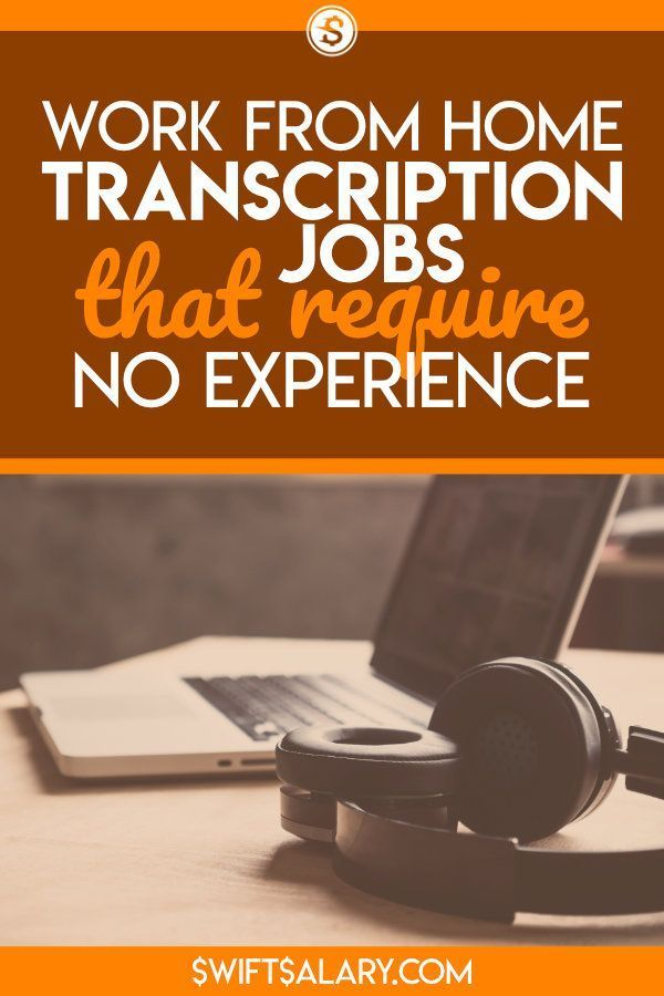 Transcription Jobs From Home No Experience 19 Jobs