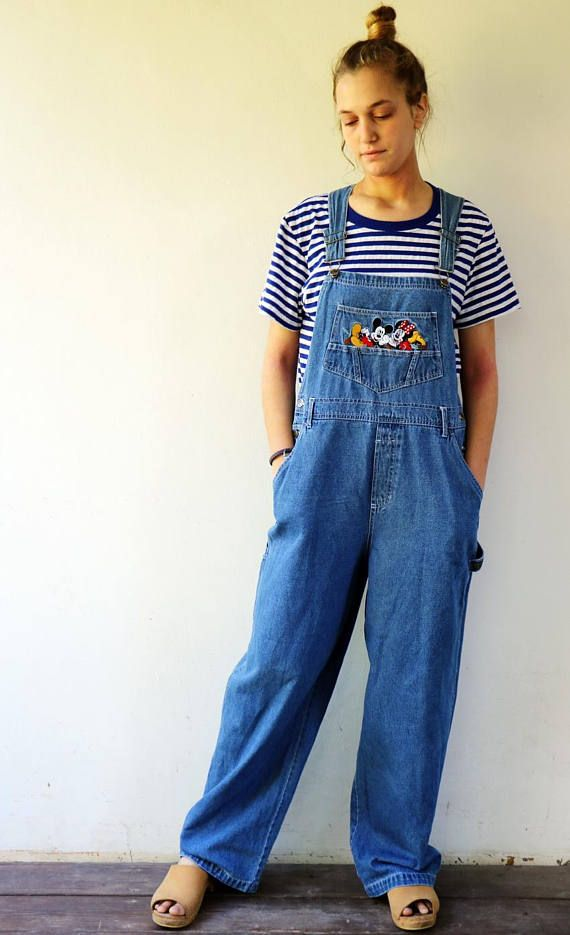 53bef9adc Pin by Shelly Rozenberg on Women's Fashion that I love in 2019 | Overalls  fashion, Overalls, Disney outfits