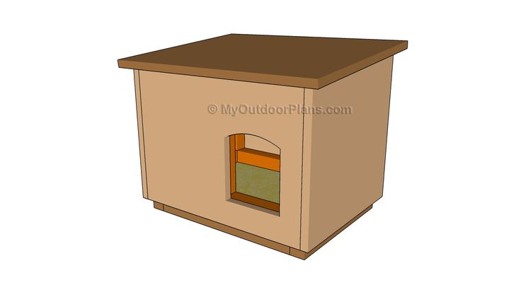 Cat House Plans                                                                                                                                                                                 More