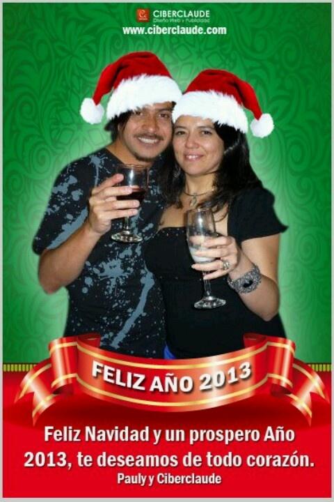 Feliz #Navidad y un buen año #2013