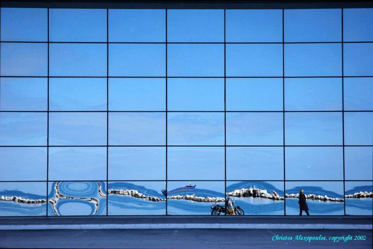 Reflections in Patras