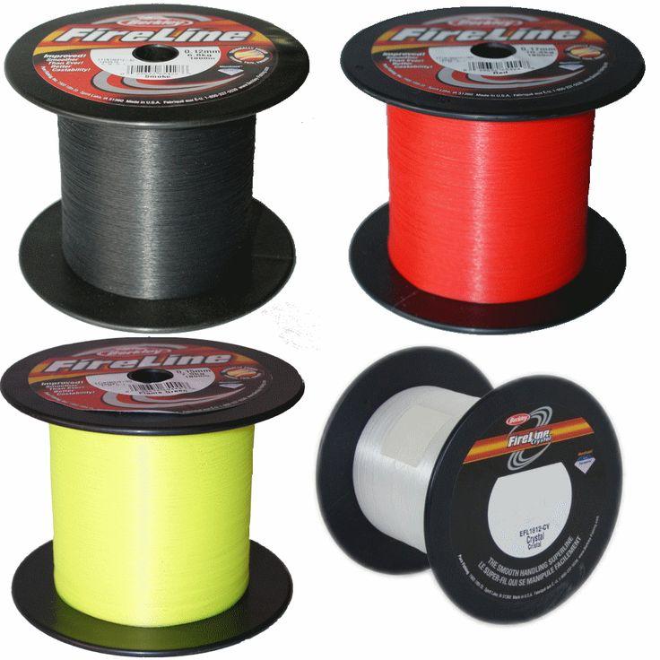 Berkley Fireline 100m geflochtene Schnur verschiedene Farben, Stärken