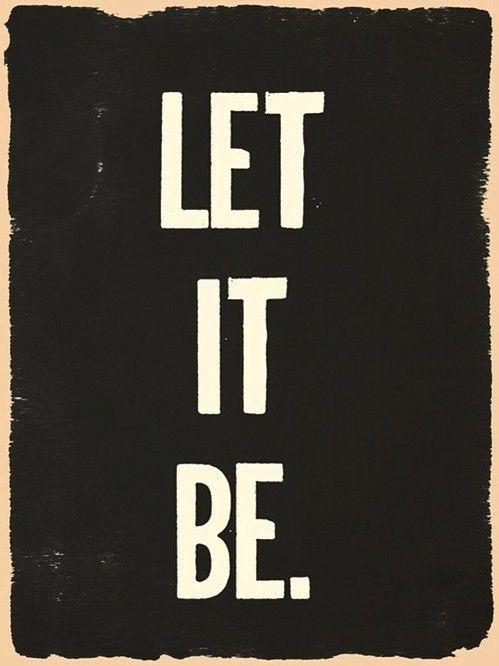 Let It Be (http://en.wikipedia.org/wiki/Let_It_Be_(song)).