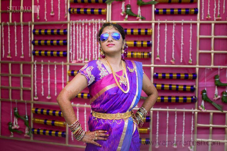 """A sweet November wedding at Vijayawada"" is how we remember the big day of Sarad & Pravallika. It was a grand celebration... Read More"