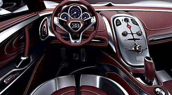 Bugatti-Chiron-2017-Interior | por Alfonso Irene