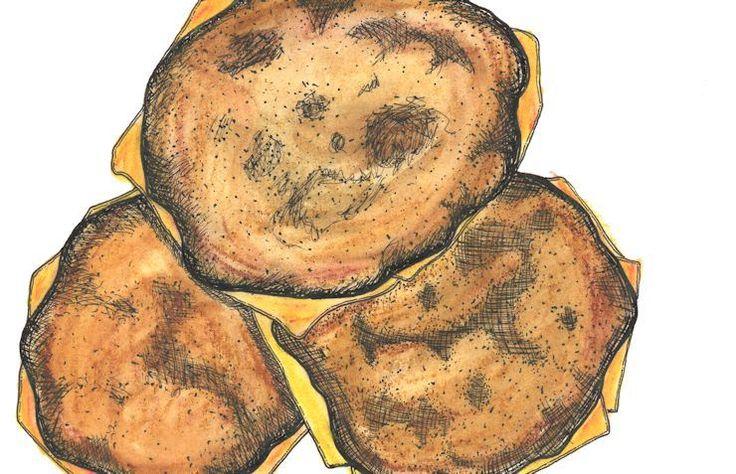 Johnny cakes zijn kleine, gefrituurde broodjes van soda-deeg. Doordat ze geen gist bevatten zijn ze in korte tijd te maken. Ze zijn ideaal om mee te nemen, omdat ze door de olie lekker lang vers bl...