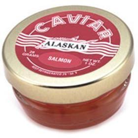 Alaskan Salmon Roe Caviar