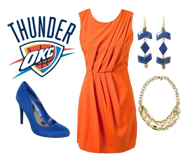I really want to get all gussied up and go to a thunder game in style with my man when he comes home!  Google Image Result for http://southernflair.files.wordpress.com/2012/06/okc-thunder-look-1.jpg