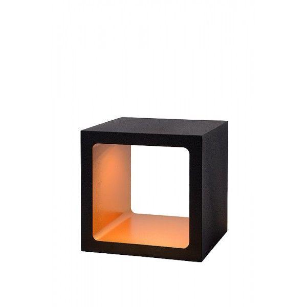 Xio H10 cm - Lucide - kolor czarny