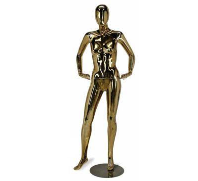 Gold Mannequins Reference Mannequin Fashion, Wonder