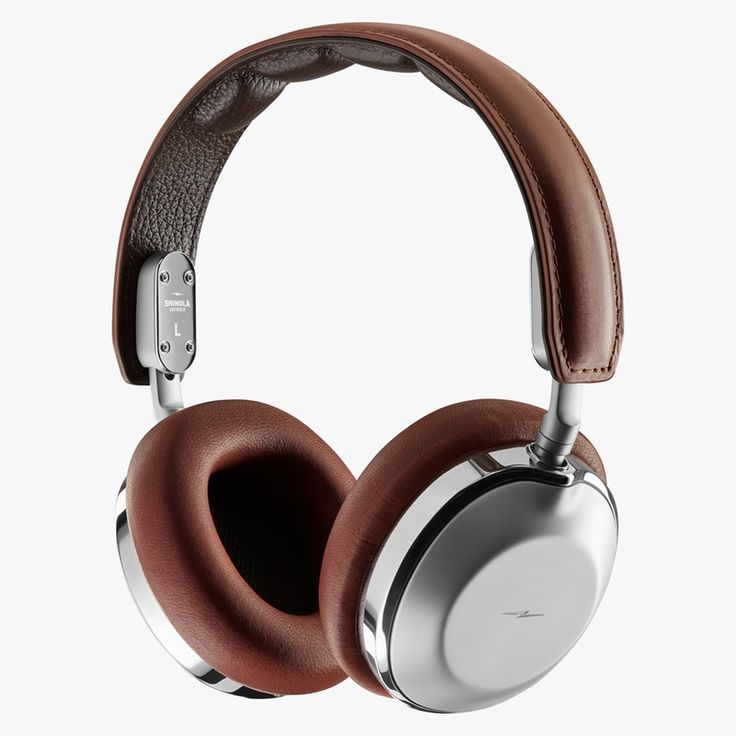 The Canfield Over-Ear Headphones