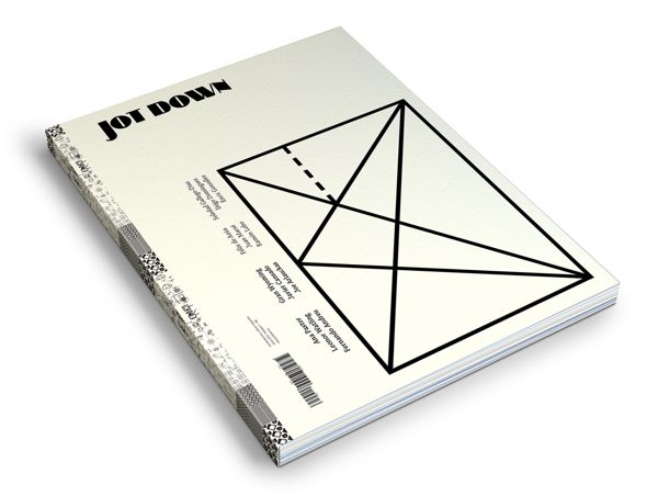 Jot Down nº6, Contemporary Culture Mag on Behance